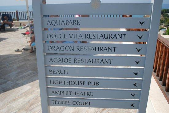 Sealight Resort Hotel: De nodige wegwijzers