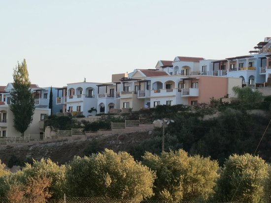 Lindos Imperial Resort & Spa: traditional greece hotel