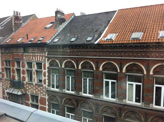 Four Points by Sheraton Brussels: Vista dalla finestra della camera