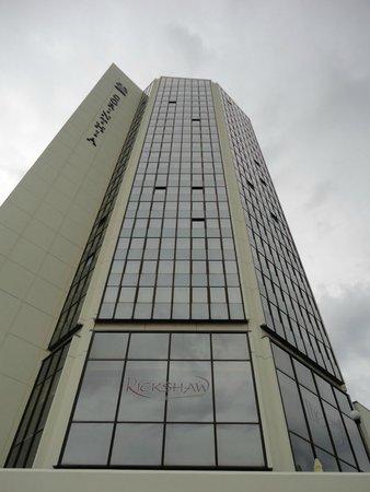 Corinthia Hotel Prague: 建物