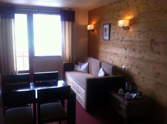 Hotel L'Arboisie : suite Megeve