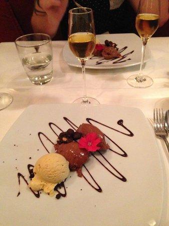 Verve : Dessert