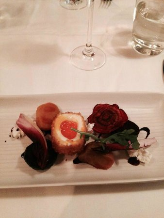 Verve : First course