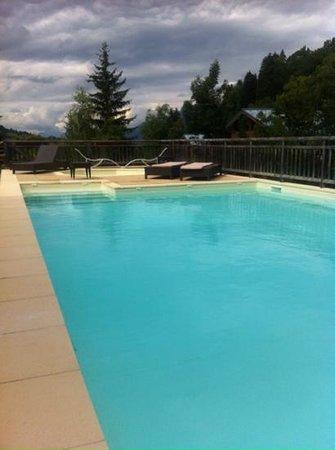 Hotel L'Arboisie : piscine ?
