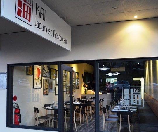 Kai Japanese Restaurant: front view of Kai