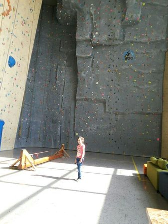 Me in climbat amman