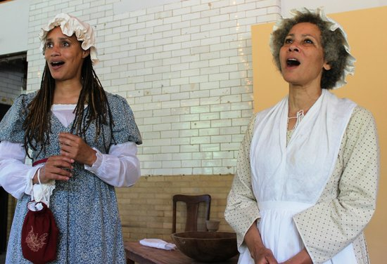 "Jay Heritage Center: Has your school seen ""Striving for Freedom"" our signature history play for 5th - 7th graders?"