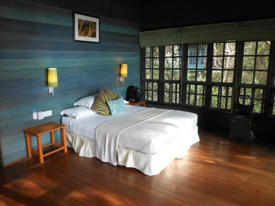 Permai Rainforest Resort: Room