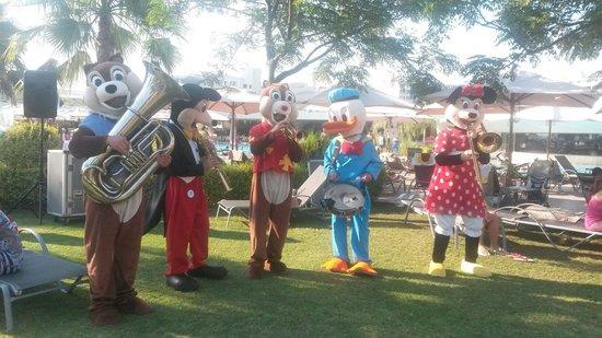 Cornelia Diamond Golf Resort & Spa: Çocuklar için aktiviteler :))