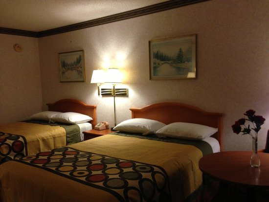 Super 8 Ashburn: Double-Bed Rooms