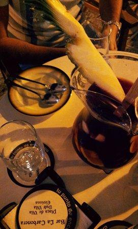 Bar La Carbonera: Sangria