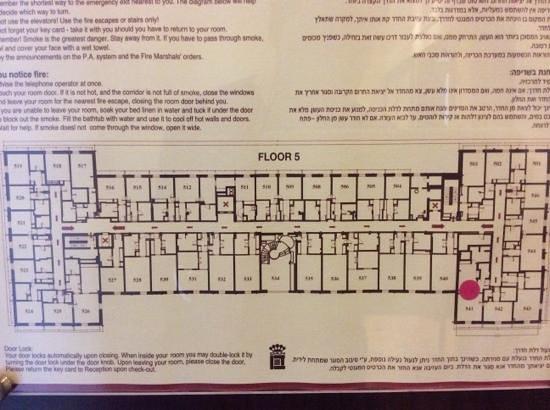 The King David: Floor 5