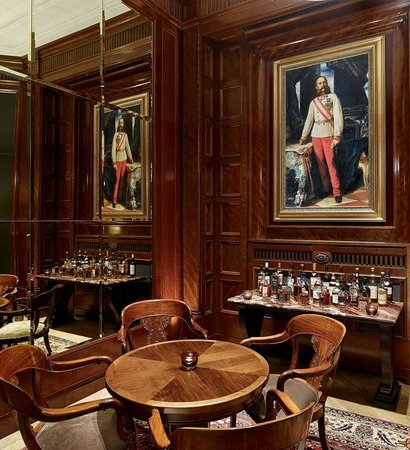 Park Hyatt Vienna: Living Room Whisky Lounge Part 43