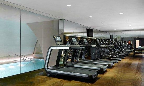 Park Hyatt Vienna: Fitness
