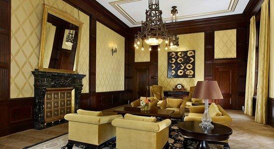 Park Hyatt Vienna: Golden Lounge