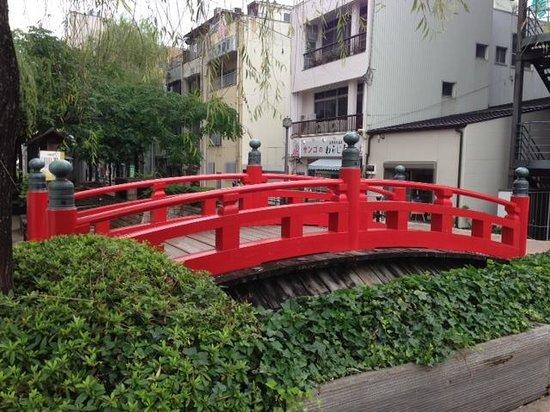 Harimaya Bridge: はりまや橋