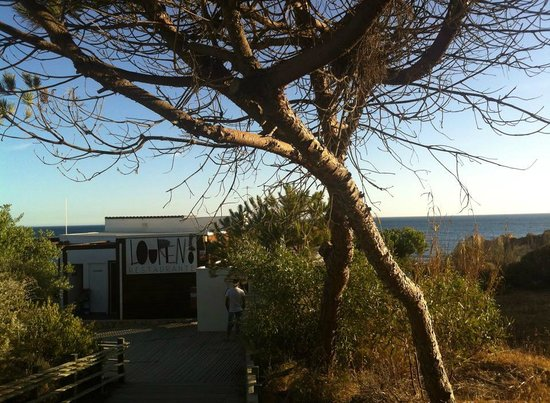 Restaurante Praia Lourenco : Le restaurant