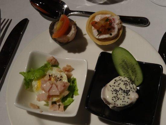 Hilton Mauritius Resort & Spa : buffet resto