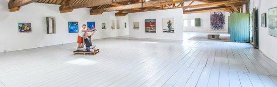 Lac Lieu d'Art Contemporain: La collection