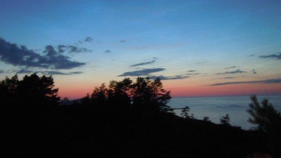 HavsVidden, BW Premier Collection: Solnedgång - spektakulär varje kväll