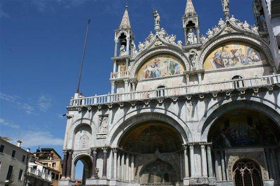 Basilique Saint-Marc : Gewoon prachtig !