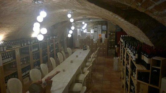 Locanda San Giorgio: Cantina