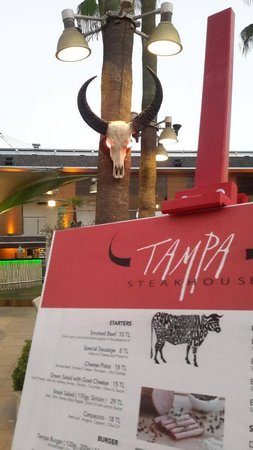 TAMPA Steakhouse