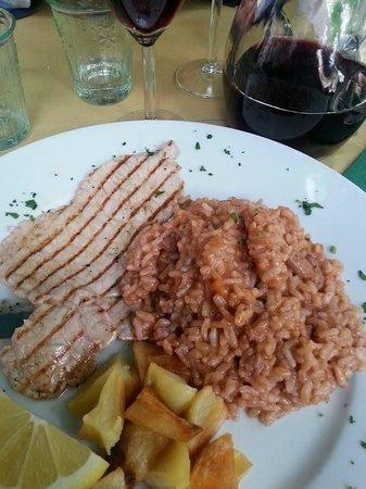 La Rava e la Fava: piatto unico - pranzo