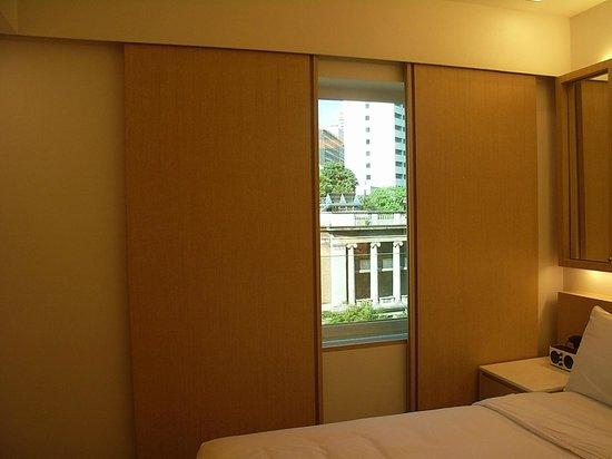 Eaton, Hong Kong: window