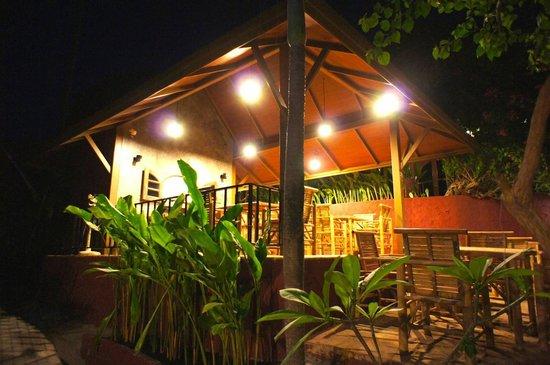 Wazzah Resort: Restaurant