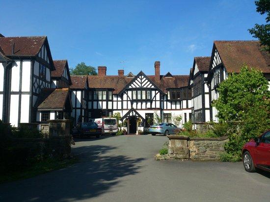 Caer Beris Manor Hotel: caer Boris manor