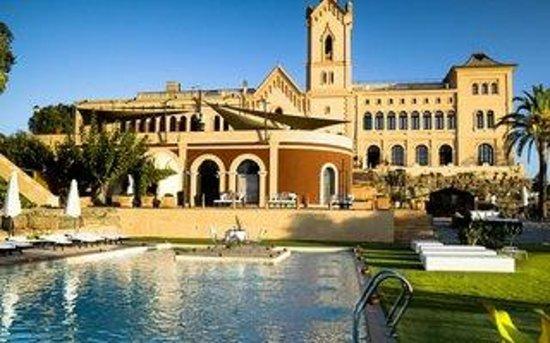 Sant Pere del Bosc Hotel & Spa: piscina del hotel