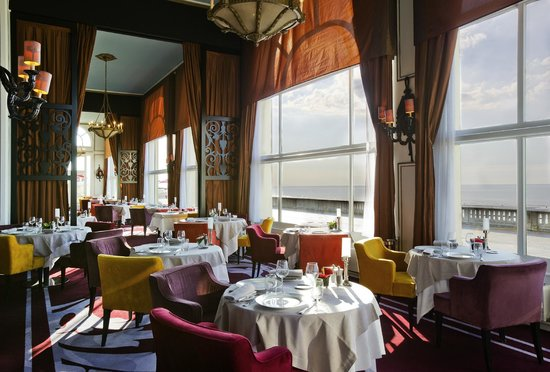 Le Grand Hotel Cabourg - MGallery Collection : Restaurant gastronomique