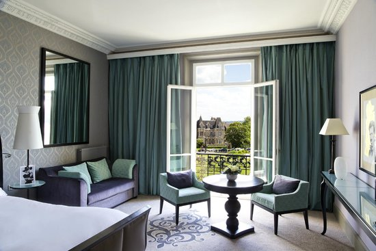 Le Grand Hotel Cabourg - MGallery Collection: Vue jardin
