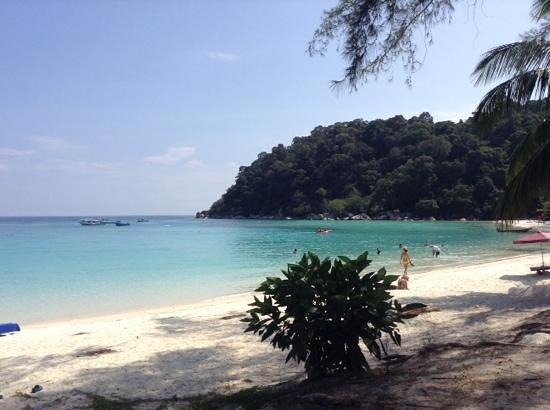 Perhentian Island Resort: vista dalla camera