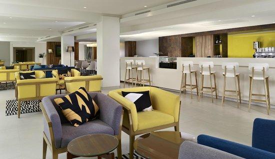 Park Plaza Belvedere Medulin: Lobby bar