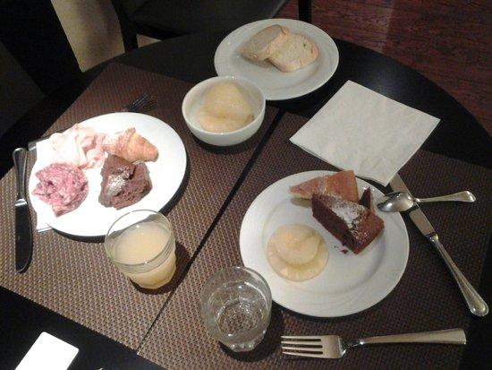 Idea Hotel Plus Milano Malpensa Airport: colazione