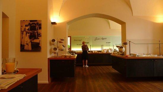 Kloster Holzen Hotel: Frühstücksraum