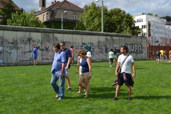 SANDEMANs NEW Europe - Berlin: Memorial del muro