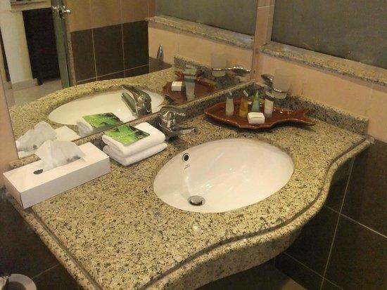 Concorde Moreen Beach Resort & Spa Marsa Alam : bagno