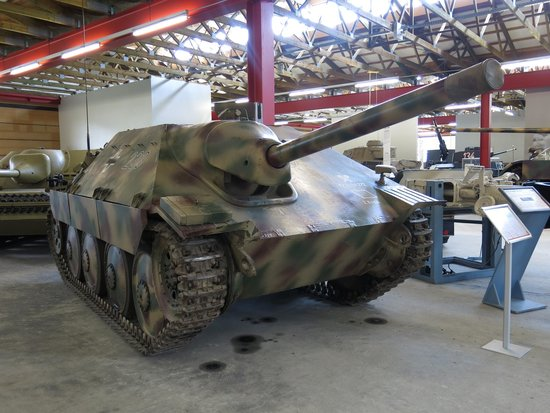 Munster, Germany: Hetzer
