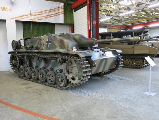 Munster, Germany: Sturmgeschutz III