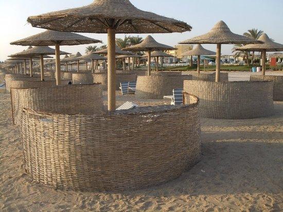 Concorde Moreen Beach Resort & Spa Marsa Alam : spiaggia principale