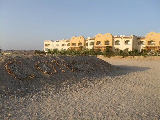 Concorde Moreen Beach Resort & Spa Marsa Alam : spiaggia solo adulti