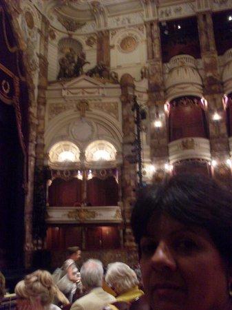 Theatre Royal Drury Lane: Muito lindo