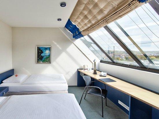 Hotel Am Triller : Zimmer