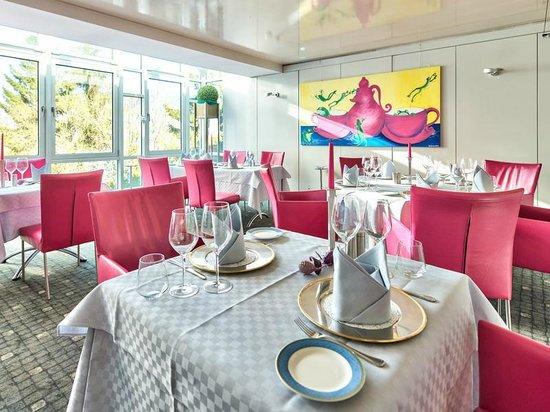 Hotel Am Triller: Restaurant