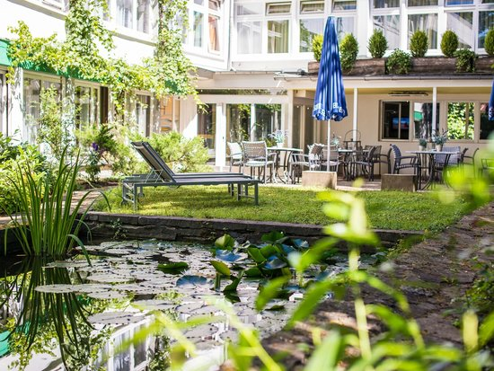 Hotel Am Triller: Garten