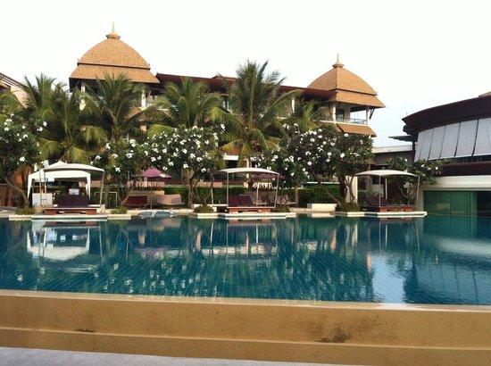 Springfield @ Sea Resort & Spa: วิวสระว่ายน้ำ