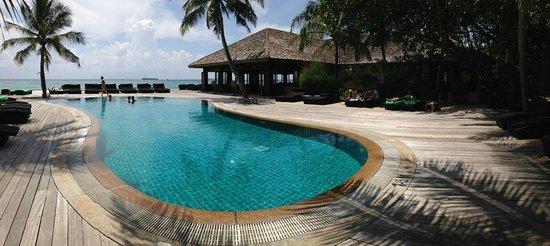 Kuredu Island Resort & Spa: Piscine du O'Resort